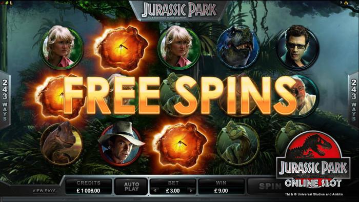 Jetzt Jurassic Park im online Casino von Casumo spielen