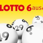 Lotto mit Kugeln