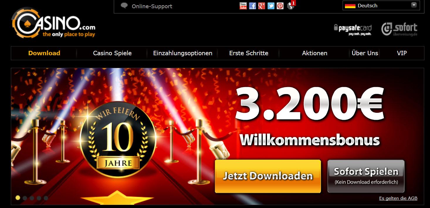 Deutsche Online Casinos - Finden Sie die besten Online-Casinoseiten
