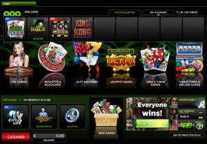 casino 888 virus